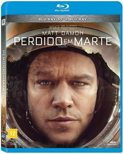 Perdido em Marte 1080p BluRay Dublado – Torrent BDRip Dual Audio (2015) + Legenda