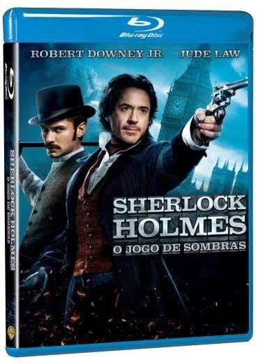 Sherlock Holmes 2 - O Jogo de Sombras 1080p / 720p BluRay Dublado – Torrent BRRip Dual Audio (2012) + Legenda