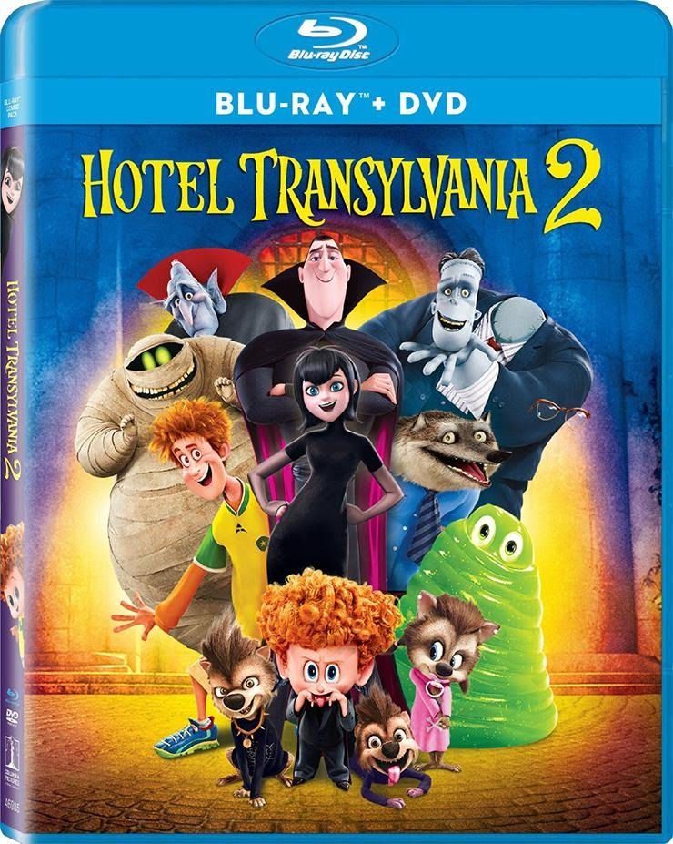 Hotel Transilvânia 2 1080p BluRay Dublado – Torrent BRRip Dual Audio (2015) + Legenda