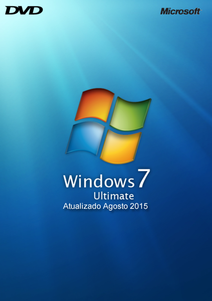 Windows 7,  Windows 7 AIO SP1,  Windows 7 Portugues BR, Windows 7 Ativação Automatica
