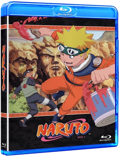 Naruto Clássico: 1ª Temporada Completa 720p BluRay Dublado – Torrent BRRip Dual Audio (2011) + Legendas