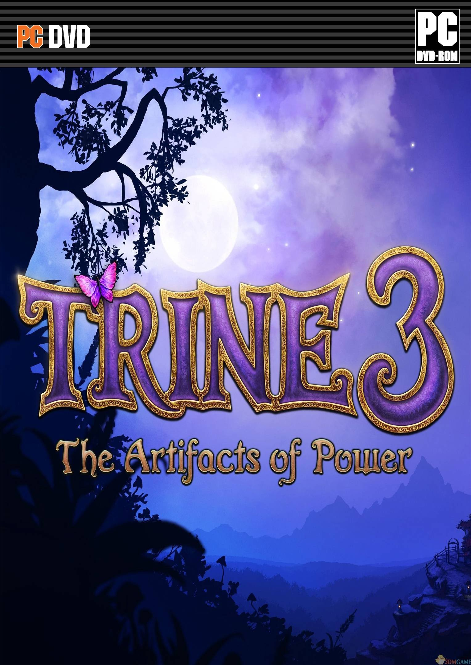 Trine 3: The Artifacts of Power PC + Crack – Torrent (2015) + Tutorial de Como Instalar Completo