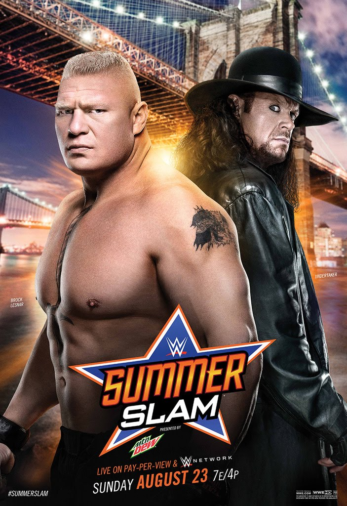 WWE SummerSlam 2015 – Torrent 720p WEBRip (2015)