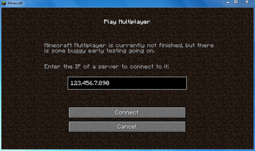 Port Forwarding A Minecraft Server Brumble