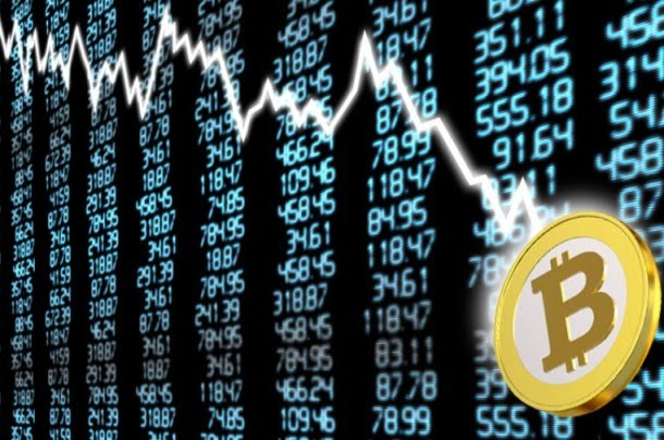 why cryptocurrency market is falling today