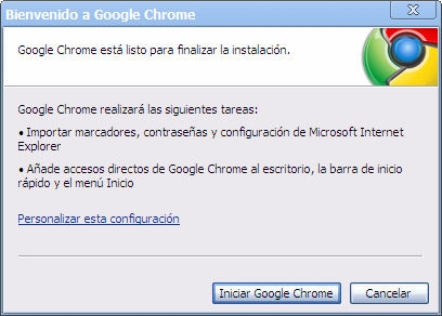 Instalación de Google Chrome (1)
