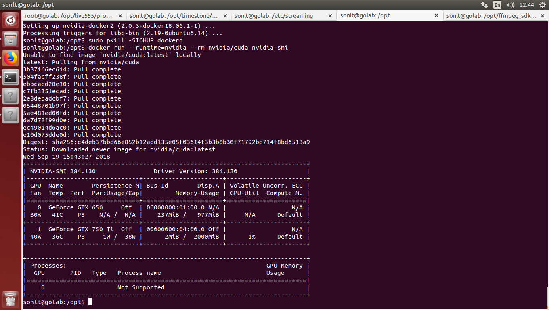 Docker NVIDIA TensorFlow - Build Code Project
