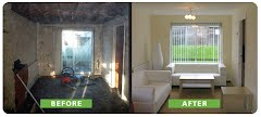 new build cleaning company
