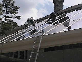 Wet Glazing Services Houston, Texas