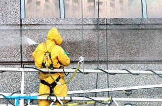 Building Chemical Cleaning Services Houston TX