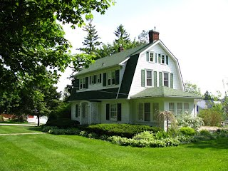 06 Dutch Colonial Revival A Field Guide To Building Watching