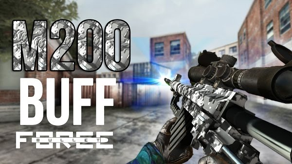 M200 bullet force games
