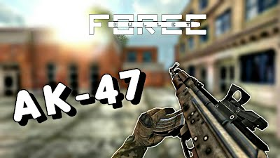 AK-47 weapon review - Bullet force game