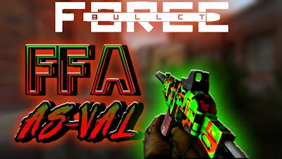 AS VAL Bullet force weapon review
