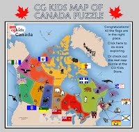 http://www.canadiangeographic.ca/kids/default.asp