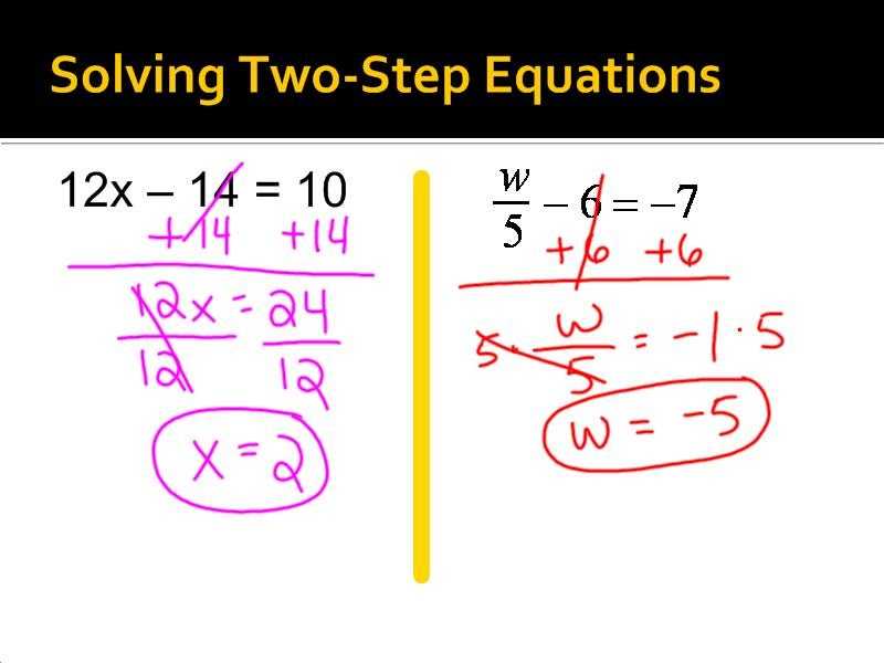 Two Step Equations With Fractions Worksheet Multi Step Equations – Equations with Fractions Worksheet