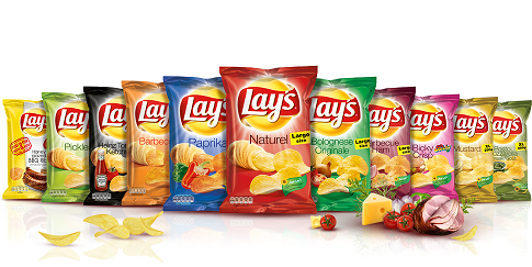 market segmentation of lays chips Market potato chips are one of the top categories in egypt's macro-snack  market, as proved  such as potato chips and extruded corn products  snack  segment, at over 80% chipsy  such as frito-lay, pepsi-cola, gatorade,  tropicana.