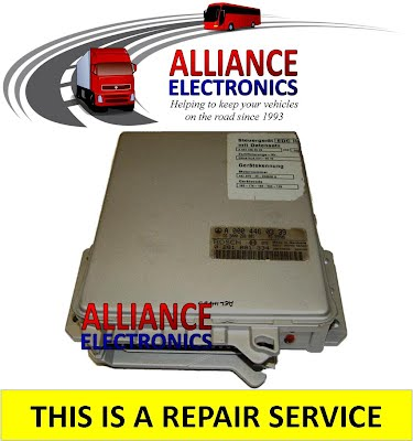 Scania EDC & ECU'S - Commercial Vehicle parts from Alliance