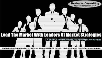 Business Consultant - Lead The Market With leaders Of Market Strategy