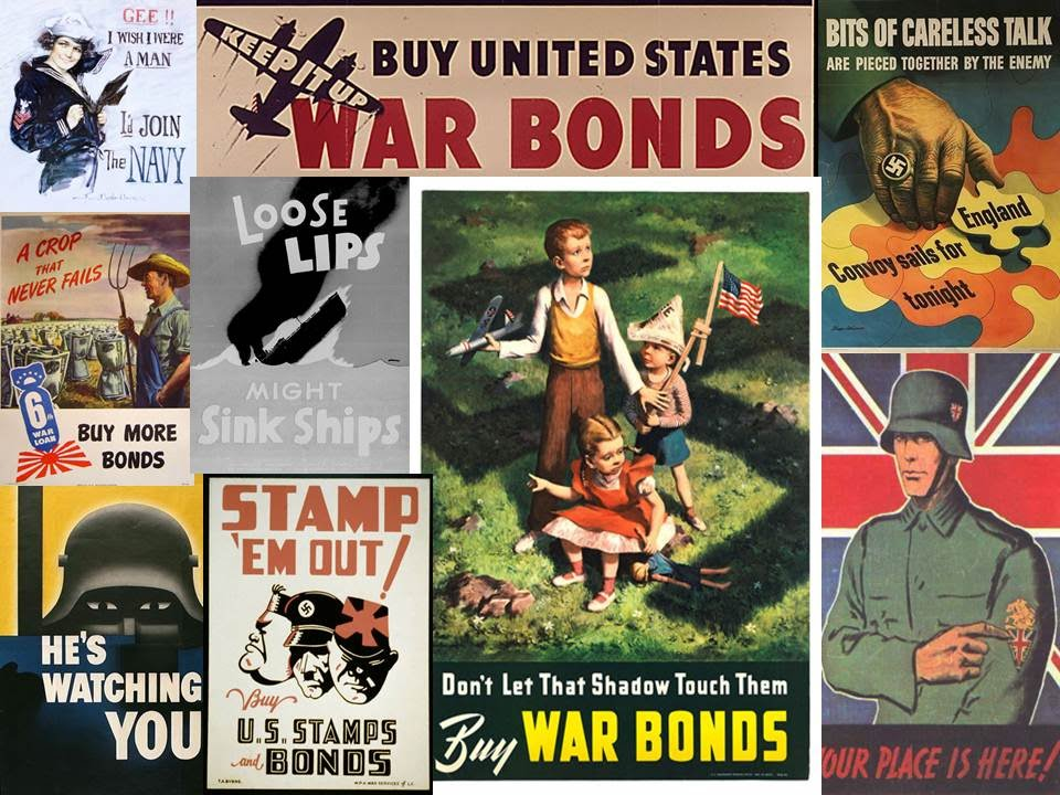 World War II Propaganda - Imperial America