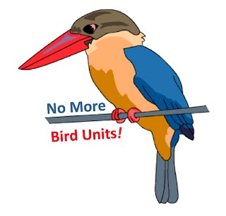 No More Bird Units!