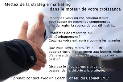 La stratégie Marketing - Cabinet EMC²