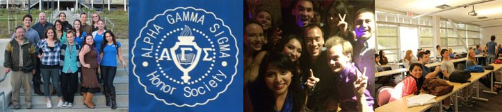 Homepage for Alpha Gamma Sigma Honor Society
