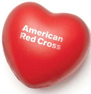 Image of the Red Cross's Heart