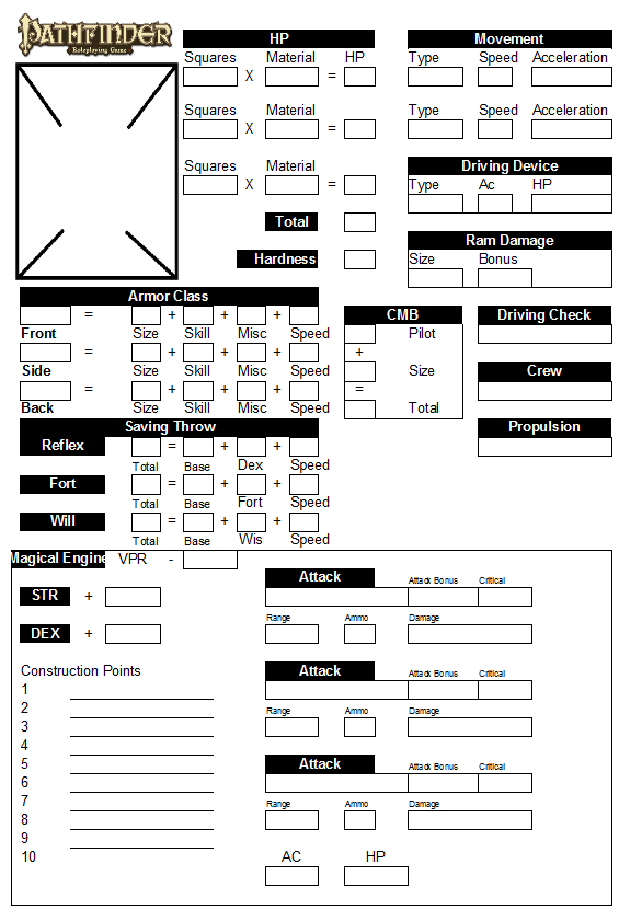 picture about Pathfinder Printable Spell List identify Car or truck Sheet - Caffeinators Pathfinder Houserules