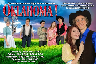 Previous Shows - CAHS Performing Arts