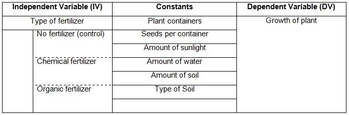 plant experiment and environmental variables Review of environmental factors affecting transpiration in plants include light, relative humidity, temperature, water and wind.