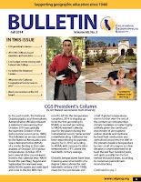 Image of the front page of The Bulletin