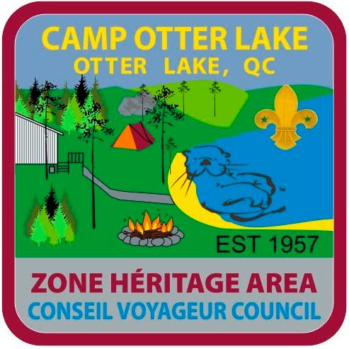 Camp Otter Lake QC Crest