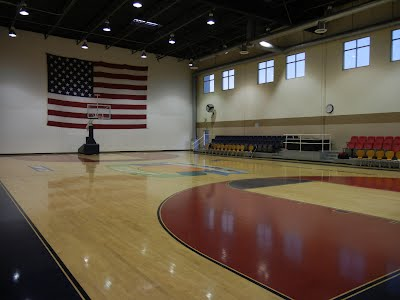 Campus Basketball Gym