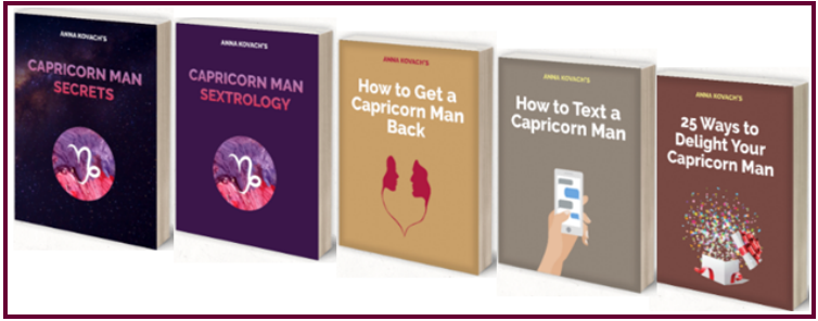 How to get a capricorn man back | How to Get Back a