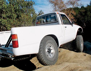 Benefits of doing a solid axle swap to your Toyota pickup  - Torque