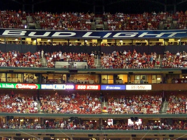 St Louis Cardinals Seating Chart