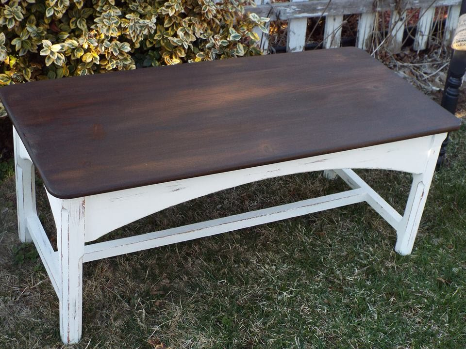 Refinishing Furniture Coffee TableCoffee Addicts