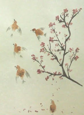 Birds and Blossomm