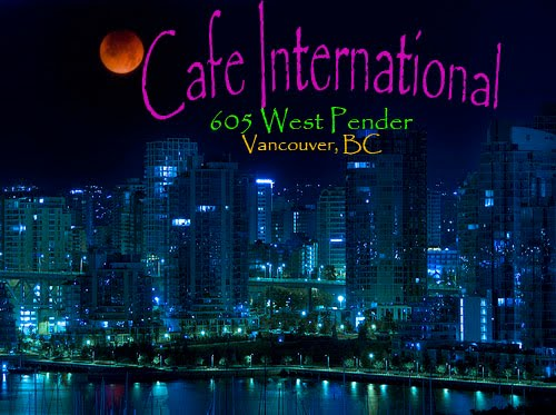 Internet Cafe Vancouver Bc