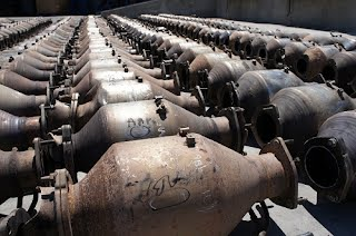 Catalytic Converter Buyers >> Catalytic Converter Recycling