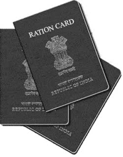 Ration Card Catch Forms