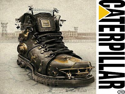 Caterpillar Shoes In Kuwait