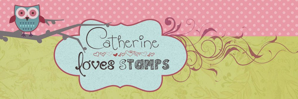 Catherine Loves Stamps