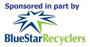 Sponsored in part by Blue Star Recyclers