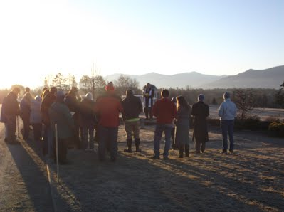 Easter Sunrise Service b