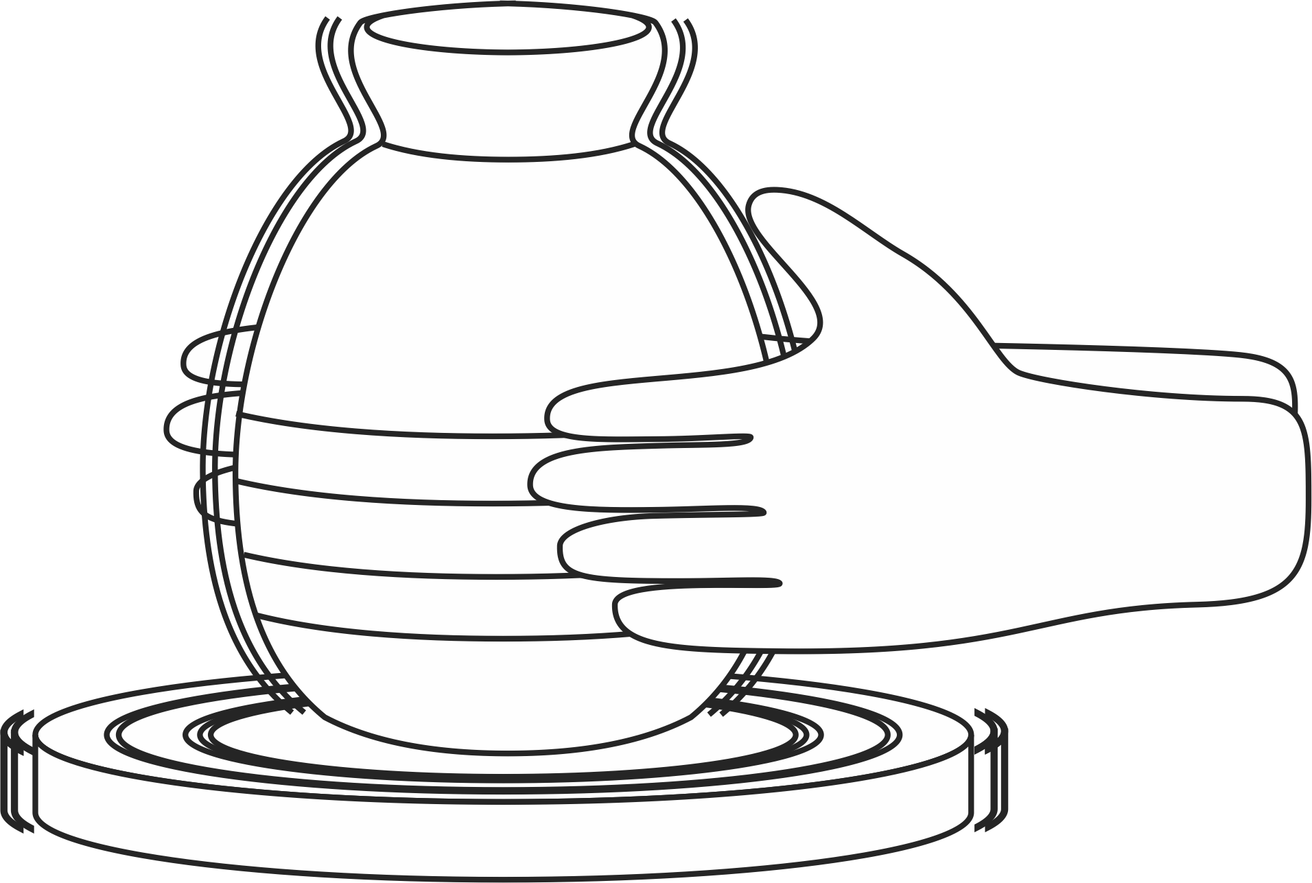The potter and the clay coloring pages ~ My Children's Curriculum: Jeremiah