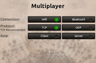 Multiplayer Screen