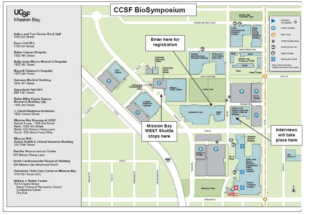 Ucsf Campus Map Ucsf Campus Map | woestenhoeve