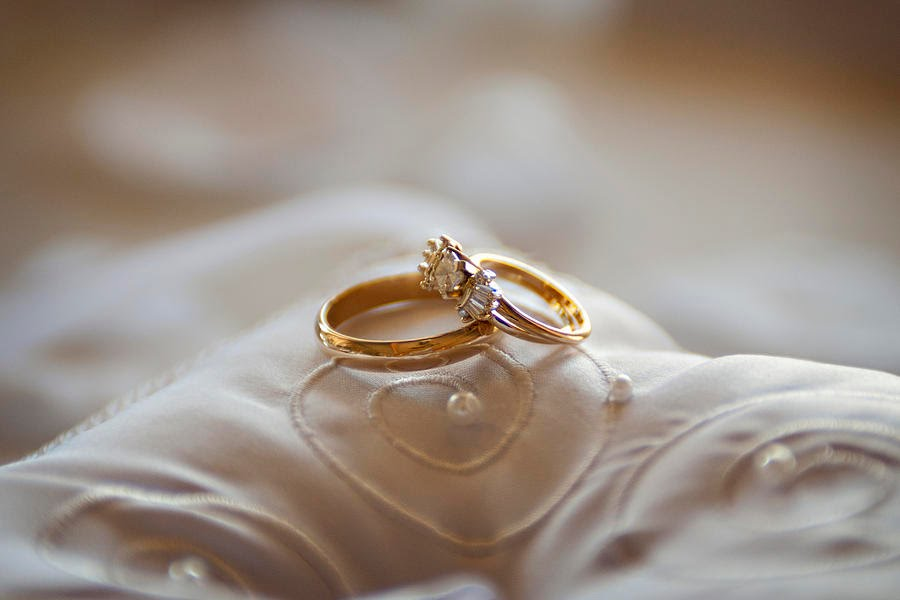 Muslim Wedding Rings